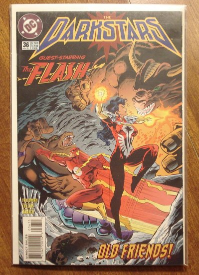 Darkstars #36 comic book - DC comics