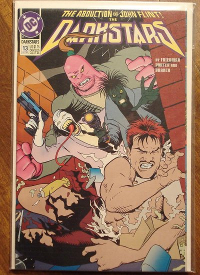 Darkstars #13 comic book - DC comics