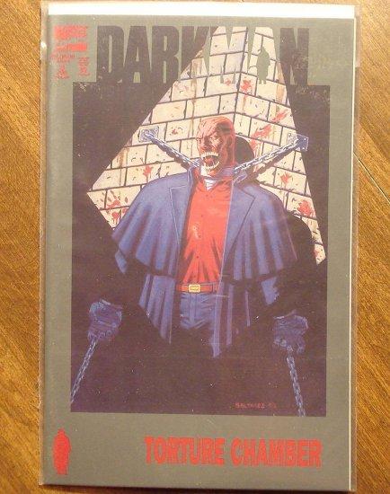 Darkman #3 comic book - Marvel comics