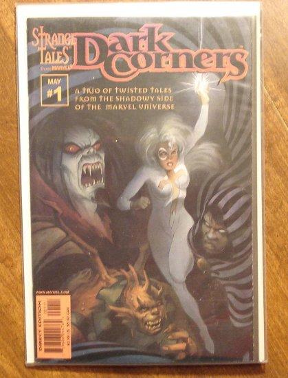 Dark Corners #1 - Strange Tales from Marvel comics