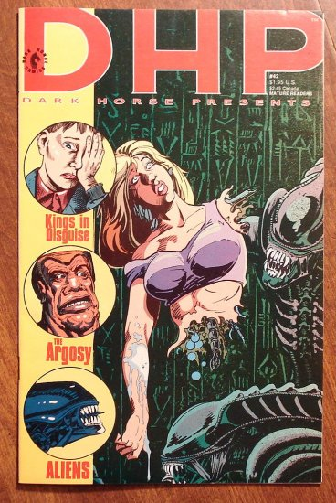 Dark Horse Presents #42 comic book - Dark Horse Comics - Aliens