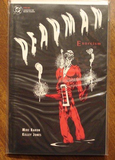 Deadman: Exorcism #1 (deluxe format) comic book - DC Comics