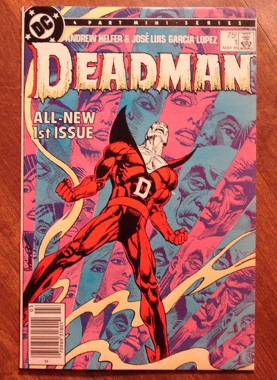 Deadman #1 (1986 mini-series) comic book - DC Comics