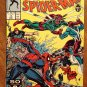 The Deadly Foes of Spider-Man (spiderman) #'s 1, 2, 3, 4 comic book - Marvel Comics
