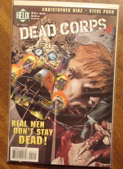 Dead Corps #2 comic book - DC (Helix) Comics