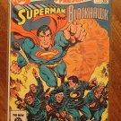 DC Comics presents #69 - Superman & Blackhawk comic book