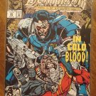 Deathlok #20 comic book - Marvel comics