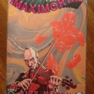 MaxiMortal #3 comic book - King Hell Comics - Rick Veitch