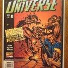 Marvel Universe #5 comic book - Marvel comics