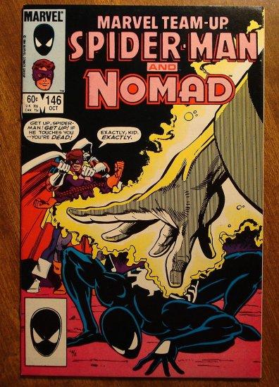 Marvel Team-Up #146 Spider-man & Nomad comic book - Marvel comics