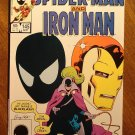 Marvel Team-Up #145 Spider-man & Iron Man comic book - Marvel comics