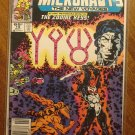 Micronauts: The New Voyages #13 comic book - Marvel comics