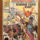 Micronauts: The New Voyages #7 comic book - Marvel comics