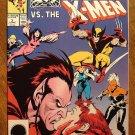 Mephisto vs. X-Men #3 comic book - Marvel comics