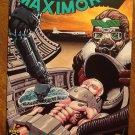 MaxiMortal #4 comic book - King Hell Comics - Rick Veitch
