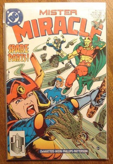 Mister Miracle (1980's series) #8 comic book - DC Comics