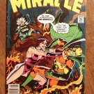 Mister Miracle (1970's series) #25 comic book VG - DC Comics