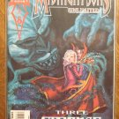 Midnight Sons Unlimited #6 comic book - Marvel comics