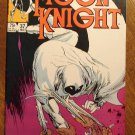 Moon Knight #37 (1980's series) comic book - Marvel Comics