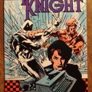 Moon Knight #33 (1980's series) comic book - Marvel Comics