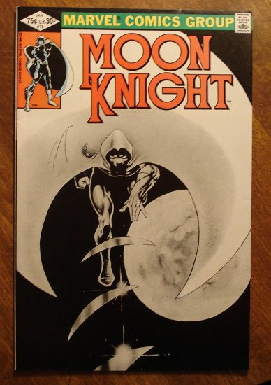 Moon Knight #15 (1980's series) comic book - Marvel Comics