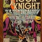 Moon Knight #7 (1980's series) comic book - Marvel Comics