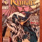 Marc Spector: Moon Knight #5 (1980's/90's series) comic book - Marvel Comics
