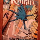 Marc Spector: Moon Knight #4 (1980's/90's series) comic book - Marvel Comics