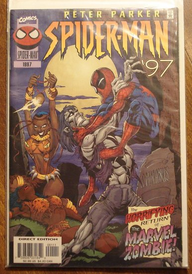 Spider-Man (spiderman) '97 (1997) comic book - Marvel Comics