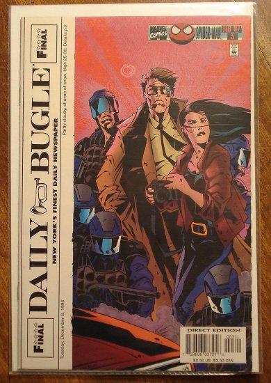 Daily Bugle #3 comic book - Marvel comics - Spider-Man