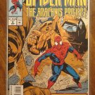 Marvel Comics - Spider-Man (spiderman) The Arachnis Project #2 comic book