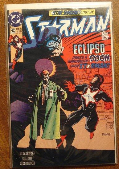 Starman #42 comic book - DC Comics