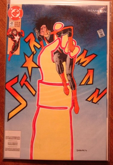 Starman #41 comic book - DC Comics
