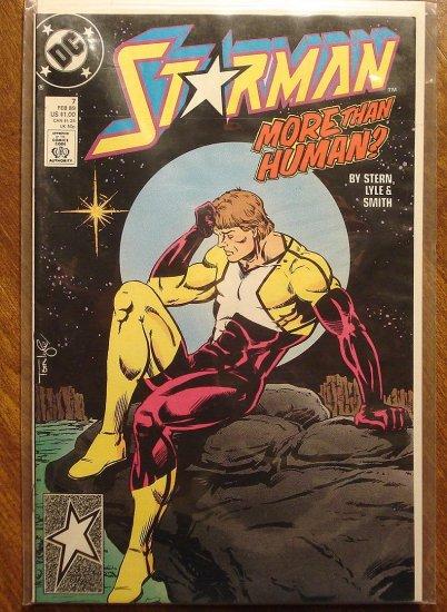 Starman #7 comic book - DC Comics