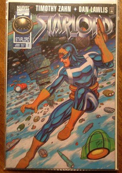 Star Lord #2 comic book - Marvel Comics