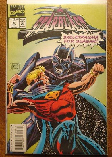 StarBlast #3 comic book - Marvel Comics