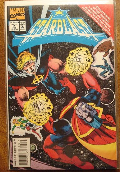 StarBlast #2 comic book - Marvel Comics