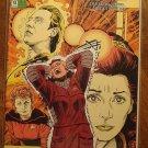 Star Trek: The Next Generation #51 comic book - DC Comics