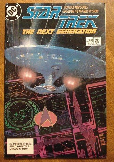 Star Trek: The Next Generation #1 (1988) NM comic book - DC Comics