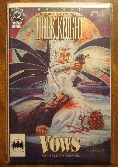 Batman Legends of the Dark Knight Annual #2 comic book - DC Comics