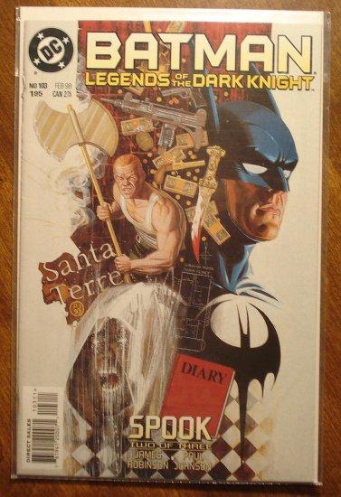 Batman Legends of the Dark Knight #103 comic book - DC Comics