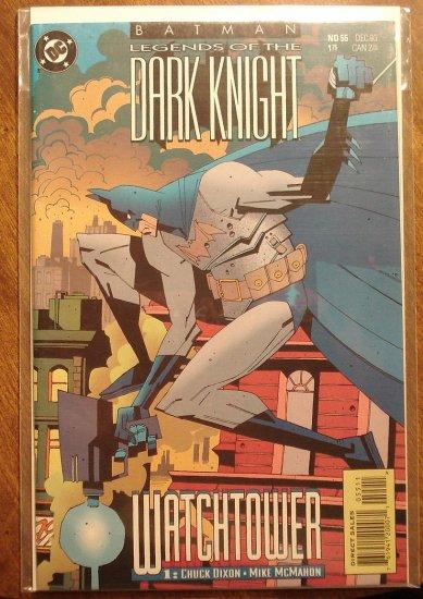 Batman Legends of the Dark Knight #55 comic book - DC Comics