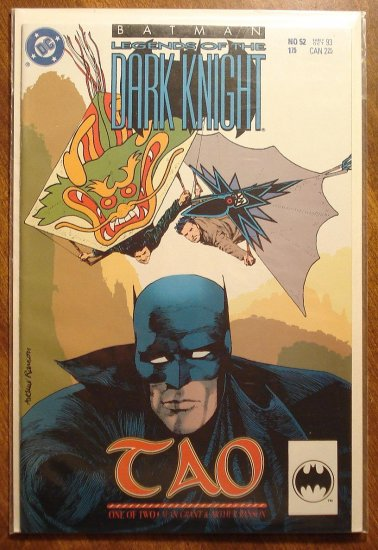Batman Legends of the Dark Knight #52 comic book - DC Comics