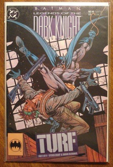 Batman Legends of the Dark Knight #45 comic book - DC Comics