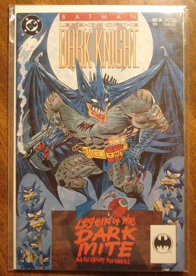 Batman Legends of the Dark Knight #38 comic book - DC Comics