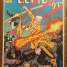 L.E.G.I.O.N. '91 #33 comic book - DC Comics, Legion of Super-Heroes, LSH