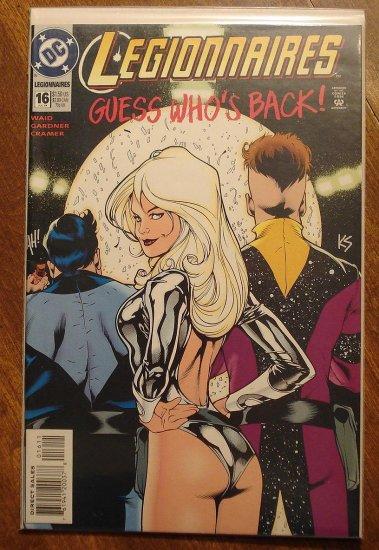 Legionnaires #16 comic book - DC Comics, Legion of Super-Heroes, LSH