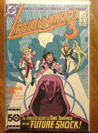 Legionnaires 3 #1 (mini-series) comic book - DC Comics, Legion of Super-Heroes, LSH
