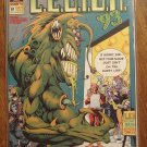 L.E.G.I.O.N. '93 #61 comic book - DC Comics, Legion of Super-Heroes, LSH