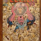 L.E.G.I.O.N. &#39;93 #53 comic book - DC Comics, Legion of Super-Heroes, LSH
